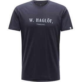 Haglöfs Camp t-shirt Heren zwart